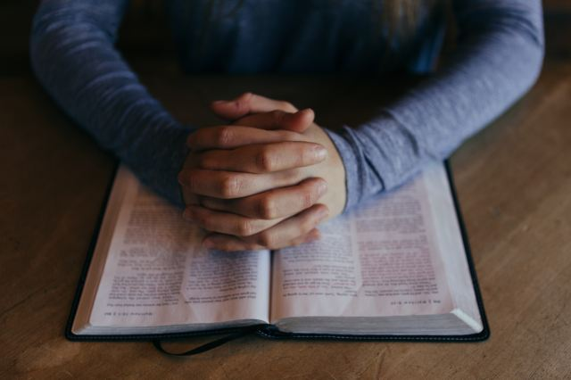 Prayer Necessary Because Of The Mystery | bibleteacher org