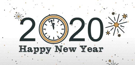 Happy New Year CVR