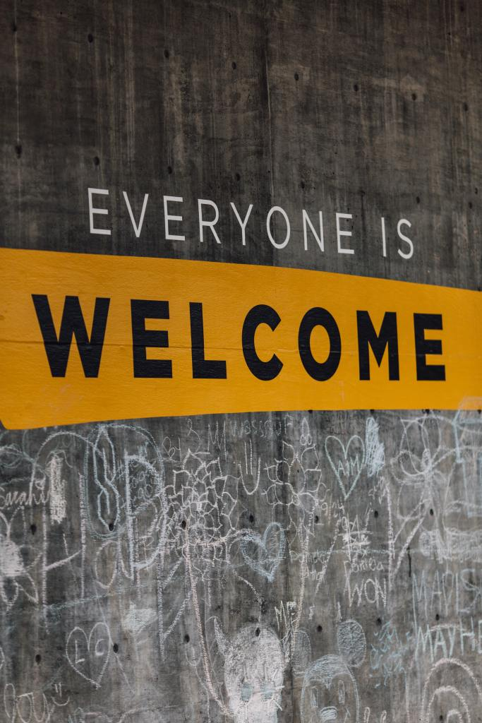 Welcome Here